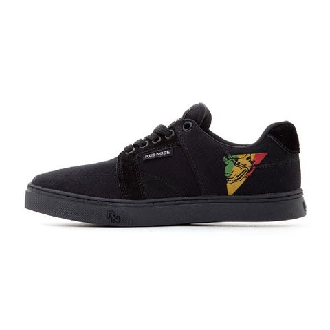 TENIS-RED-NOSE-PUSH-JUVENIL-PRETO-PRETO