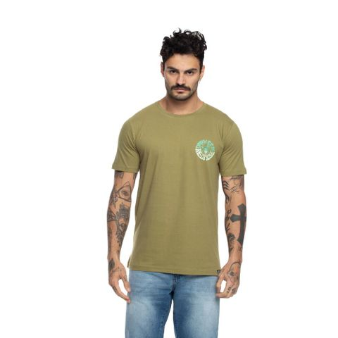 CAMISETA-MASCULINA-DARK-SEAS---RED-NOSE-VERDE