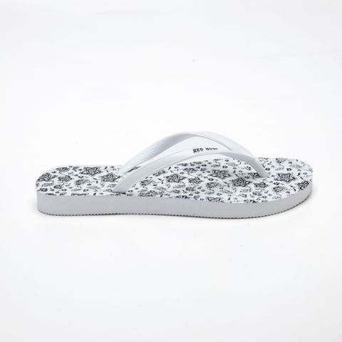 CHINELO-FEMININO-FLOWER---RED-NOSE-BRANCO