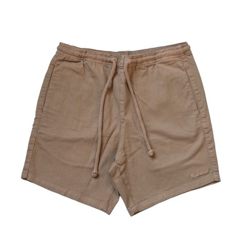 SHORTS-MASCULINO-ELASTICO-COTTON---RED-NOSE-CAQUI