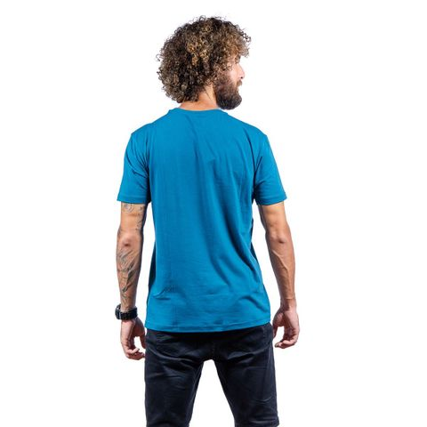 CAMISETA-MASCULINA-HEAVEN---RED-NOSE-AZUL
