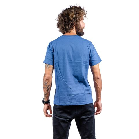 CAMISETA-MASCULINA-LACK---RED-NOSE-AZUL